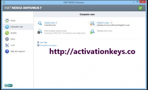 ESET NOD32 Antivirus 13.2.18.0 Crack + Activation Key 2020 [Latest]