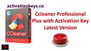 CCleaner Professional 5.74.8184 Crack Plus Serial Key 2020 [Latest]