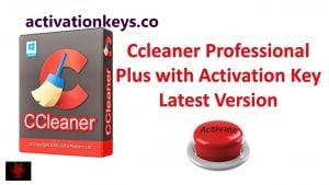 CCleaner Professional 5.78.8558 Crack Plus Serial Key 2021 [Latest]