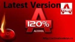 Alcohol 120% 2.1.0.20601 Crack + Keygen Free Download {Latest}