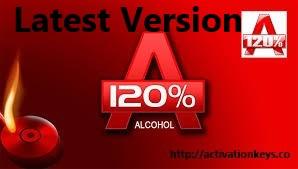 Alcohol 120% 2.1.0.20601 Crack + Keygen Serial Free Download {Latest}