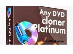 DVD-Cloner Platinum 2020 Crack 17.60 Build 1460 With Key [Latest]