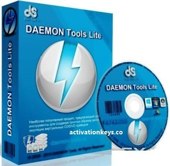 DAEMON Tools Lite 10.12 Crack + Serial Key 2020 (Latest Version)