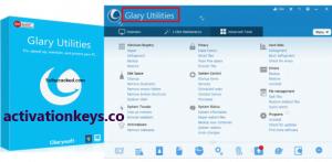 Glary Utilities Pro 5.154.0.180 Crack + Serial Key Latest Version (2020)