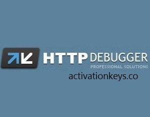 HTTP Debugger Pro 9.10 Crack + Full Keygen Download [Latest]