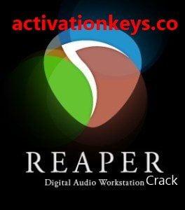 Cockos REAPER 6.21 Crack With Keygen 2021 Full Version [Latest]