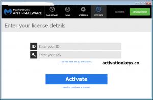 Malwarebytes 4.1.1.145 Crack & Activation Key 2020 {Premium}