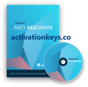 GridinSoft Anti-Malware 4.1.89 Crack + Activation Code 2021 (الأحدث)