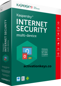 Kaspersky Internet Security 2020 Crack + Activation Code {Latest}