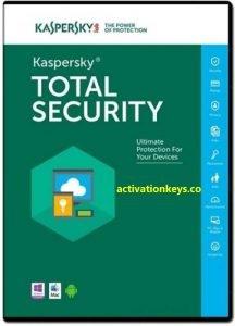 Kaspersky Total Security 2020 Crack + Activation Code (Lifetime Free)