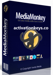 MediaMonkey Gold 5.0.0.2265 Crack + Keys 2020 {Latest Win+Mac}
