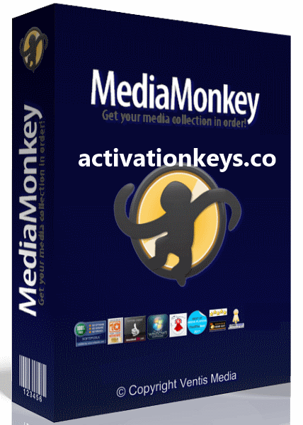 MediaMonkey Gold 5.0.0.2265 Crack + Keys 2020 {Latest Version}