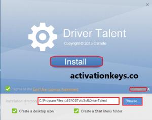 Driver Talent Pro 8.0.1.8 الكراك مع مفتاح التنشيط 2021 (الأحدث)