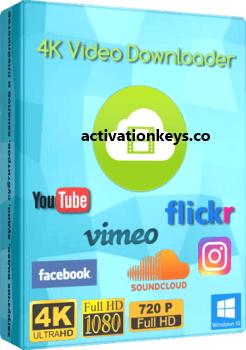 4k Video Downloader 4.12.5.3670 Crack & Full License Key 2020 (Latest)