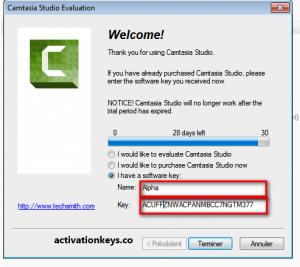 Camtasia Studio 2020.0.5 Crack Plus Serial Key 2020 (Latest Version)