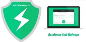ByteFence Anti-Malware Pro 5.6.5.0 Crack Keygen + License Key [2020]