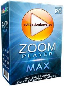 Zoom Player MAX 15.6 Crack + Serial Key Free Download (2021)