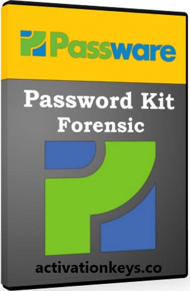 Passware Kit Forensic 2020.3.1 Crack + Serial Key Free Download [Latest]
