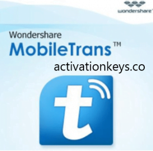 Wondershare MobileTrans 8.1.0 Crack + Registration Code {2021}