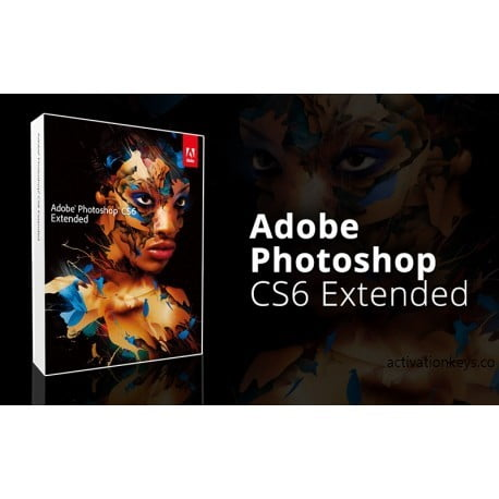 Adobe Photoshop CS6 13.0.1.3 Crack + Serial Key 2020 [LATEST]
