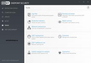 ESET Endpoint Security 7.0.2100.4 Crack & Keys Download {2020}
