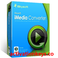 iSkysoft iMedia Converter Deluxe 11.7.4.1 Crack + Activation Code [2020]