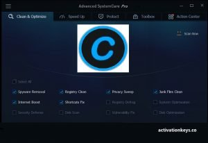 Advanced SystemCare Pro 14.2.0.220 Crack & Serial Key 2021 [Updated]