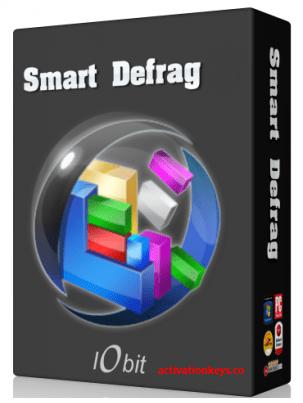 IObit Smart Defrag Pro 6.6.0.68 Crack + Free Activation Key [2020]
