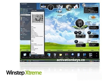 Winstep Nexus Ultimate 19.2 Crack Full Version Free Download [2020]