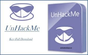 UnHackMe 11.99.0.999 Crack + Free Activation Key Full Download (2020)