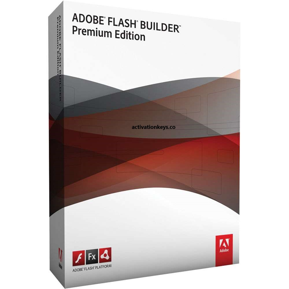 Adobe Flash Builder 4.7 Premium Crack+Full Serial Keygen Download [Latest]