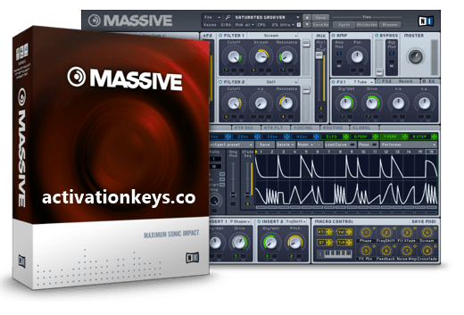 Native Instruments Massive 1.5.5 Crack + Activation Key Full Download