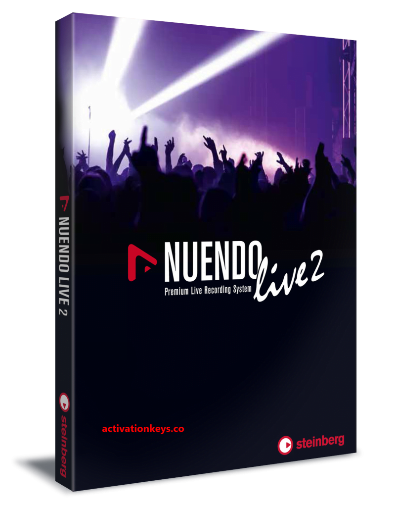 Steinberg Nuendo 10.3 Crack With Serial Key Full Version (2020)