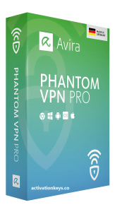 Avira Phantom VPN Pro 2.34.3 Crack + Key 2021 Free Download