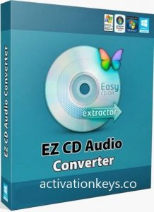 EZ CD Audio Converter 9.2.1.1 Crack + Serial Key Download [2021]