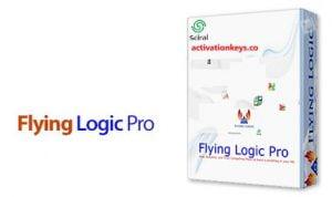 Flying Logic Pro 3.0.18 Crack + مفتاح التسجيل 2021 (أحدث إصدار)