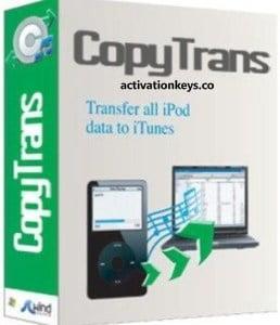 CopyTrans 7.100 Crack + Activation Code (2021) تنزيل سيل