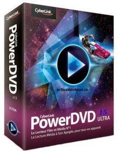 CyberLink PowerDVD Ultra 20.0.2101.62 الكراك + المفتاح التسلسلي 2021.2