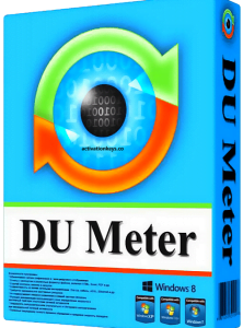 DU Meter 7.30 كراك + تنزيل الرقم التسلسلي [Latest 2021]