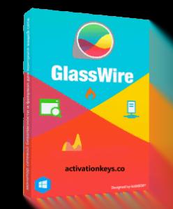 GlassWire Elite 2.2.291 الكراك مع رمز التفعيل 2021 [Latest]