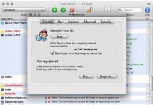 Little Snitch 5.0.4 Crack مع مفتاح الترخيص تنزيل لنظام التشغيل Windows [2021]