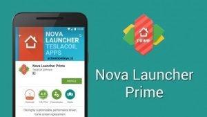 Nova Launcher MOD 7.0.8 APK [Beta] [Prime] [Latest Version]  2021