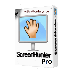 ScreenHunter Pro 7.0.1155 Crack With License Key (2021) Latest