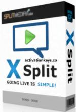 XSplit Broadcaster 4.0.2007.2909 Crack + Serial Key تحميل مجاني 2021