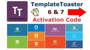 TemplateToaster 8.0.0.20453 الكراك مع مفتاح التنشيط [Mac/Win]