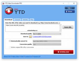 YTD Youtube Downloader 7.3.17 الكراك مع المفتاح التسلسلي 2021 [Latest]